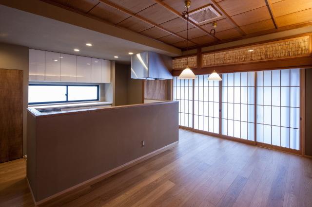 生駒台の家