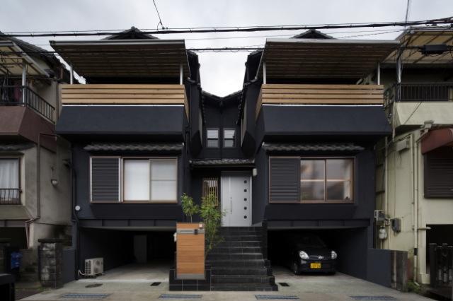 東九条町の家