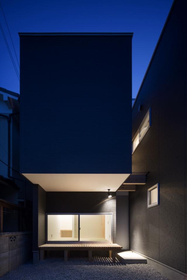 上品寺町の家