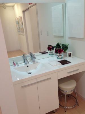 桧家オリジナル洗面化粧台