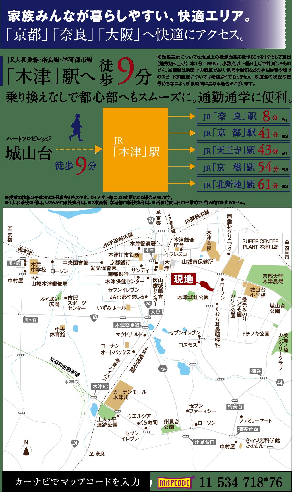 分譲地情報