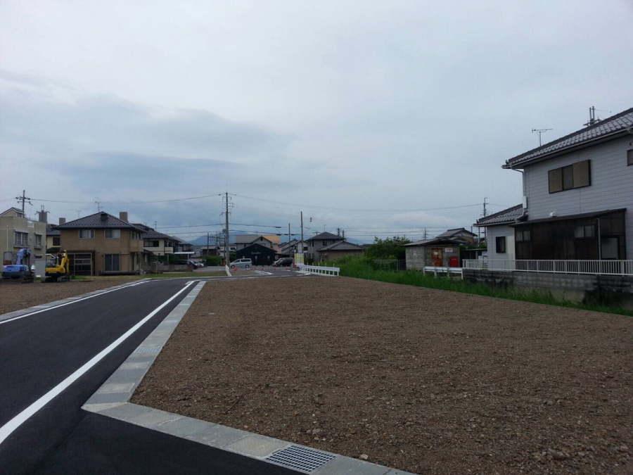 彦富町15区画現地写真