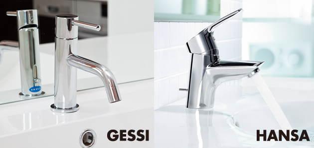選べるデザイナーズ水栓