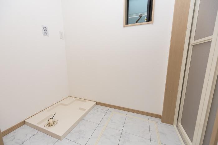 分離型脱衣洗面スペース
