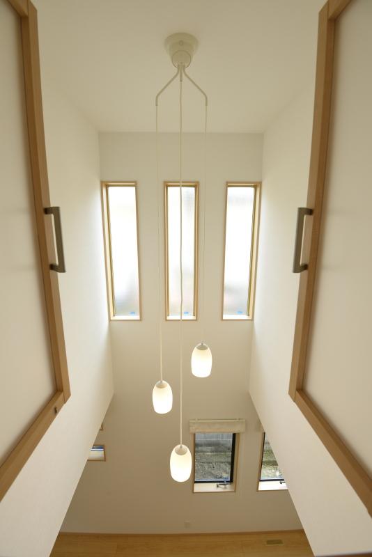 2階廊下窓