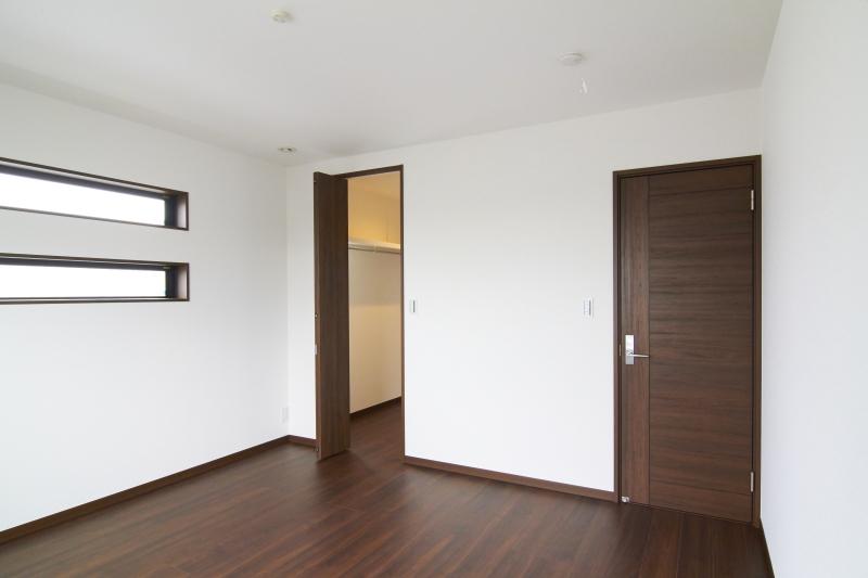 寝室(入居前)