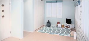 桧家住宅の将来設計対応子供部屋