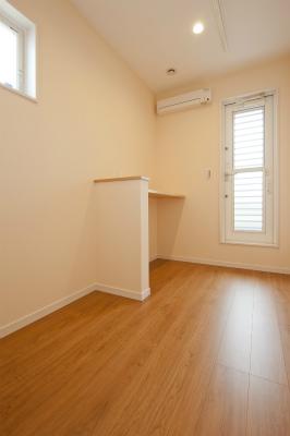 2階家事室