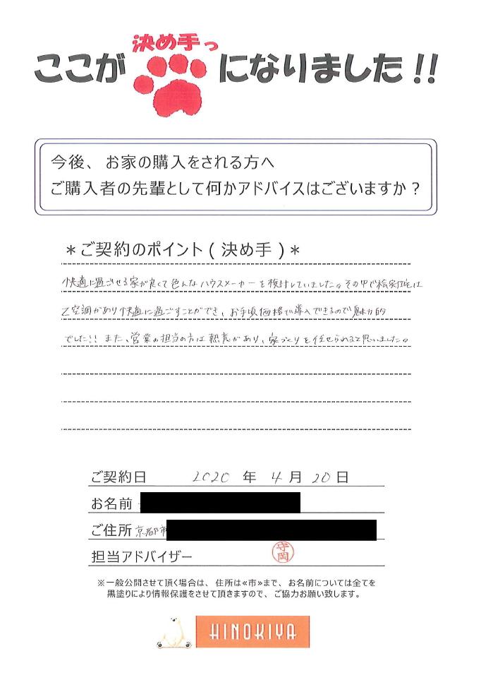 京都市M様