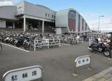 JR木津駅前駐輪場