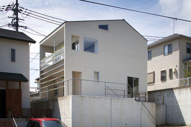 生駒 喜里が丘の家