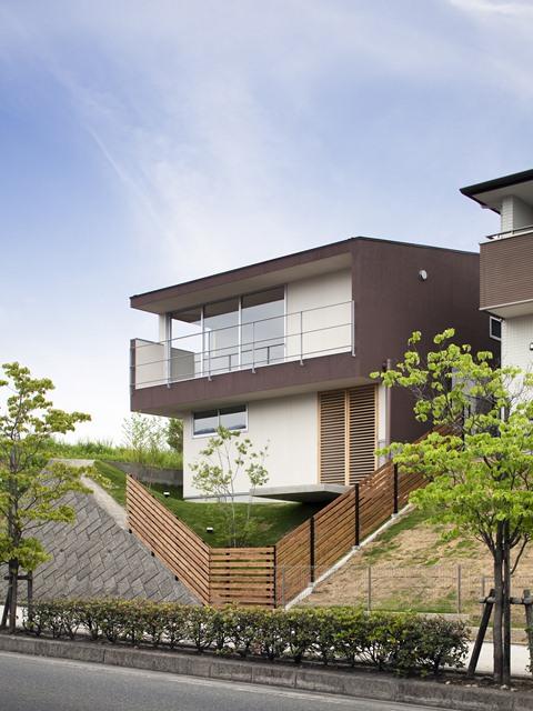 高山台の家
