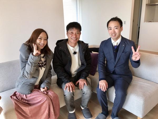 奈良テレビ取材の様子5